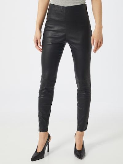 Kelnės 'ARCADIA' iš Weekend Max Mara , spalva - juoda, Modelio vaizdas