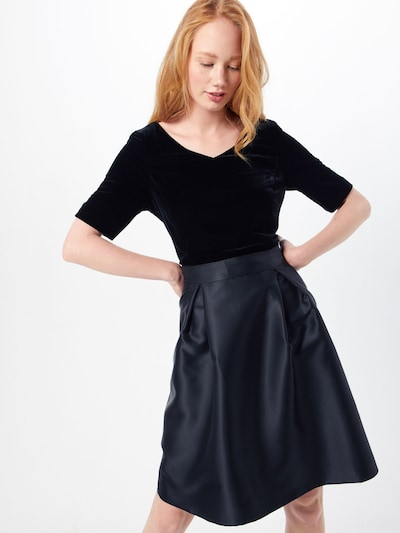 Esprit Collection Kleid 'Dresses woven' in schwarz, Modelansicht