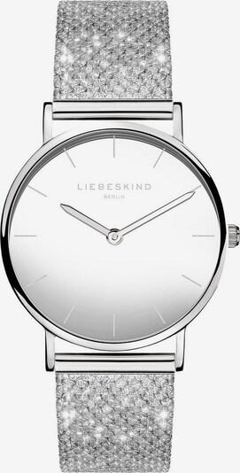 Liebeskind Berlin Uhr in silber, Produktansicht