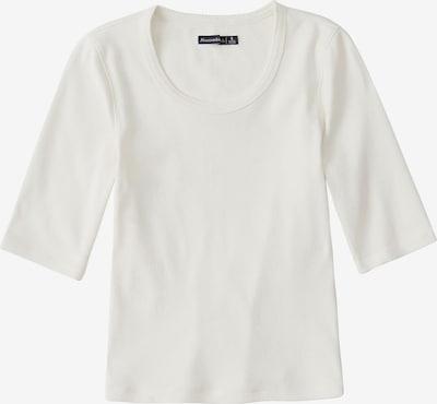 Abercrombie & Fitch T-shirt en blanc, Vue avec produit