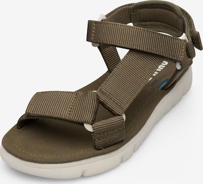 CAMPER Sandales de randonnée 'Oruga' en kaki, Vue avec produit