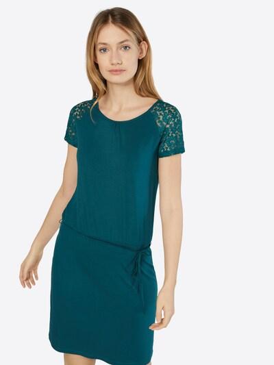 ABOUT YOU Kleid 'Lil Dress' in dunkelgrün, Modelansicht