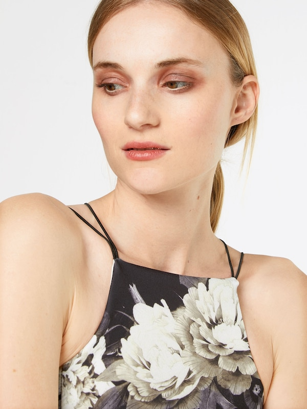 Boohoo Midikleid Eleanor Floral Strappy