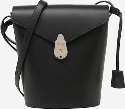 Calvin Klein Schoudertas 'Lock Bucket' in de kleur Zwart, Productweergave
