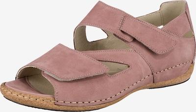 WALDLÄUFER Komfort-Sandale 'Heliett' in pink, Produktansicht