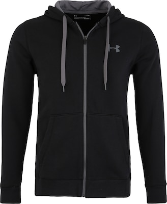 UNDER ARMOUR Sweatjacke 'Rival' mit Cold Gear-Technologie