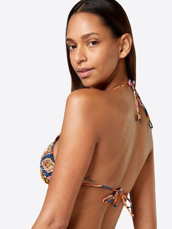 Skiny Bikini Top Ocean Print*
