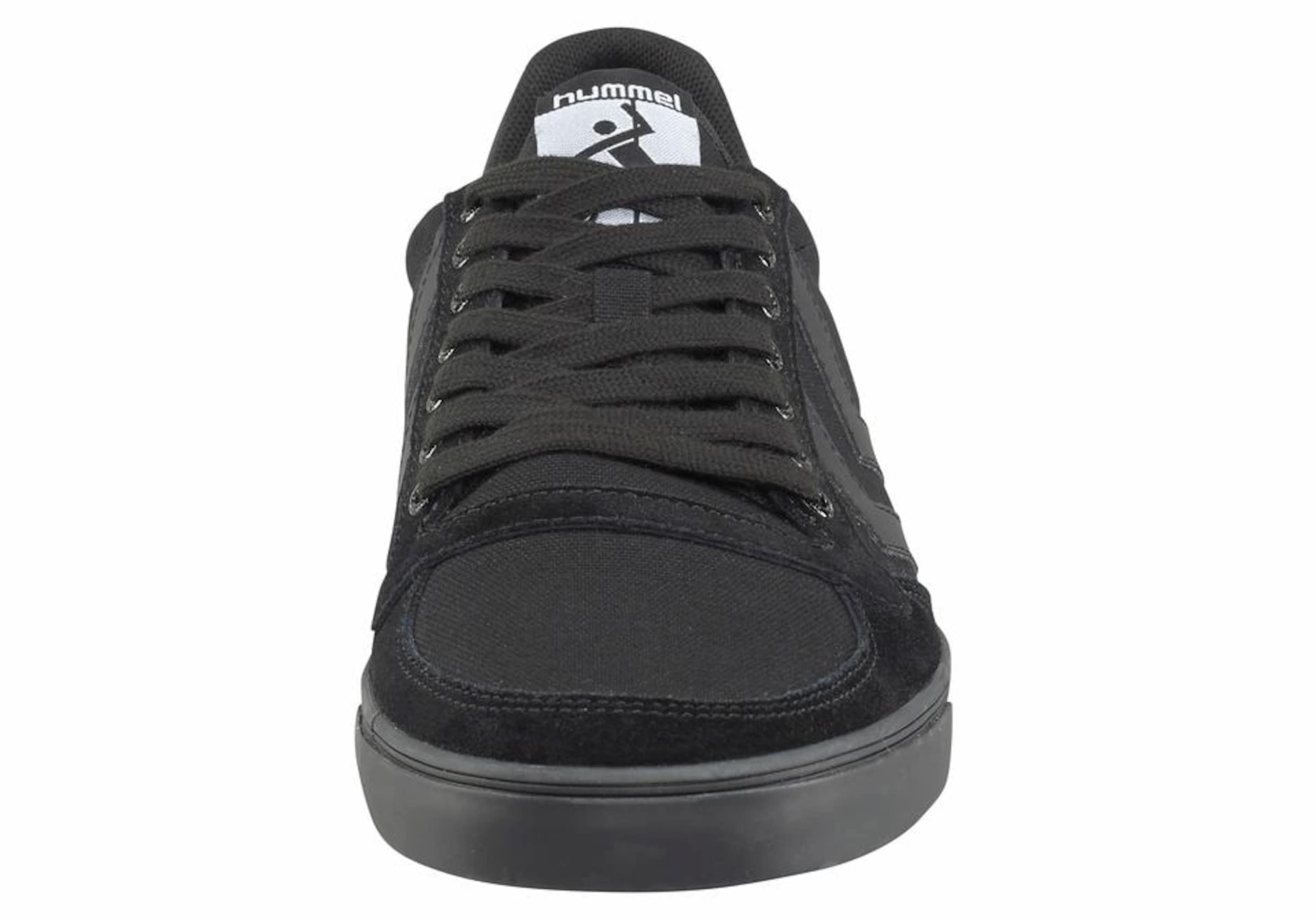 In Hummel »slimmer Low« Sneaker Schwarz Tonal Stadil zpVSqUM