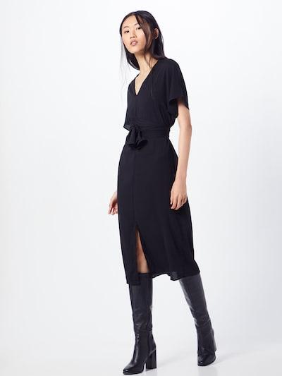 VERO MODA Kleid 'JENNA' in schwarz: Frontalansicht