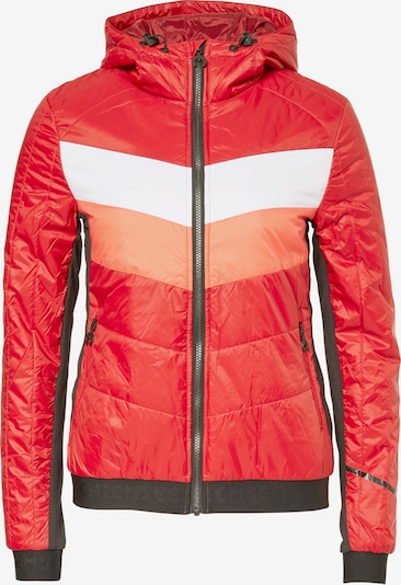 CHIEMSEE Sports jacket in Peach / Red / Black / White, Item view