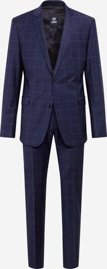 STRELLSON Anzug '11 Allen-Mercer2.0 12 10009119' in dunkelblau, Produktansicht