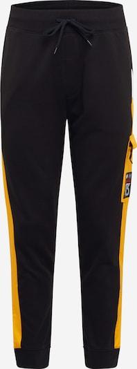 HUGO Hose 'Duniversal' in gelb / schwarz, Produktansicht