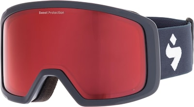 Sweet Protection Skibrille in rotmeliert, Produktansicht
