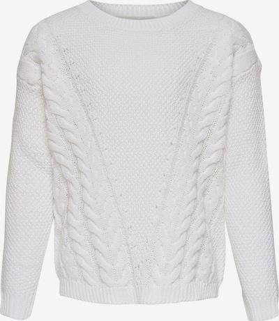KIDS ONLY Pullover 'Konsara' in weiß, Produktansicht