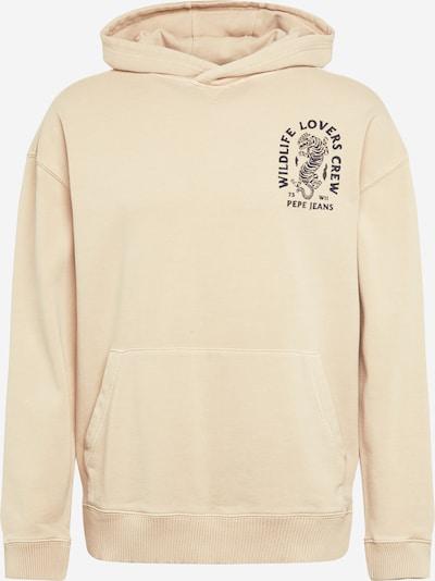 Pepe Jeans Hoodie  'GRANT' in beige, Produktansicht