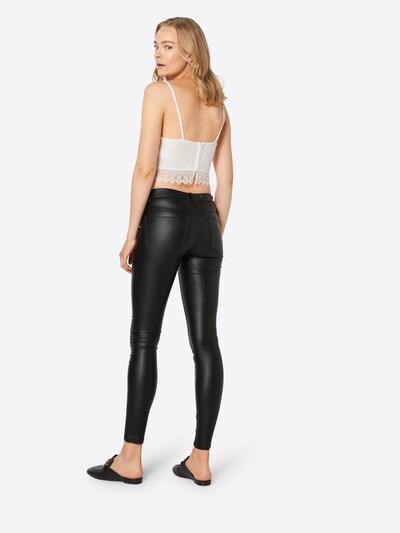 ONLY Jeans 'onlANNE K' in schwarz: Rückansicht