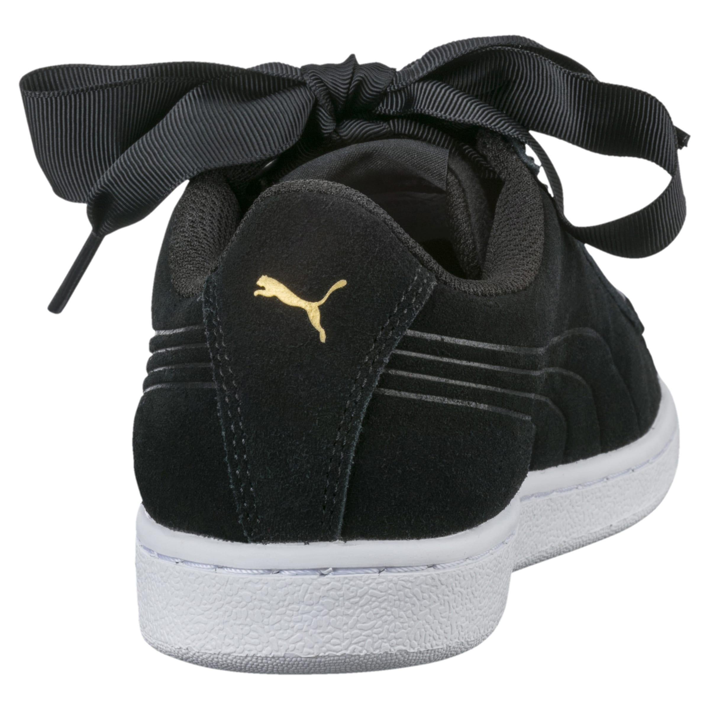 Sneaker Schwarz Puma 'basket Heart Patent' In 9IEDY2WH