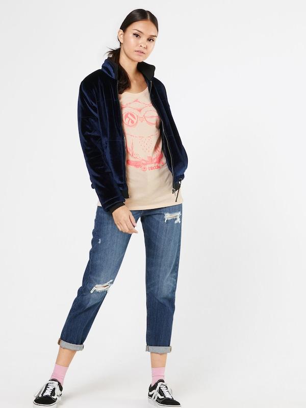 In 'skateowl Shirt Iriedaily Poederroze 2' cFJTlK1