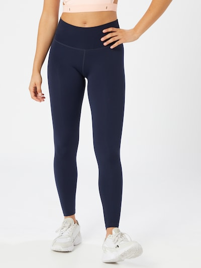 Athlecia Sporthose 'Franz' in dunkelblau, Modelansicht