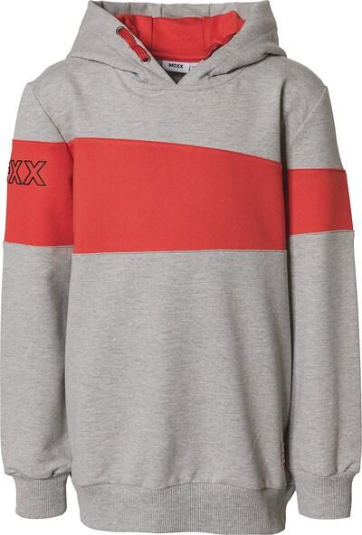 MEXX Sweatshirt in grau / knallrot, Produktansicht