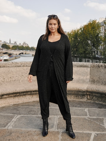 All Black Look by GMK Curvy Collection