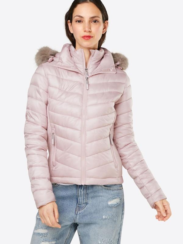 Luxe Chevron D'hiver Superdry 'hooded Rose Veste En Fuji' tsxdQCrh