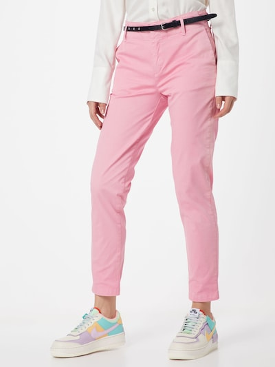 SCOTCH & SODA Chinohose in pink, Modelansicht
