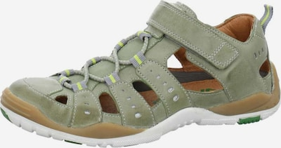 Vado Sandalen in hellgrün, Produktansicht