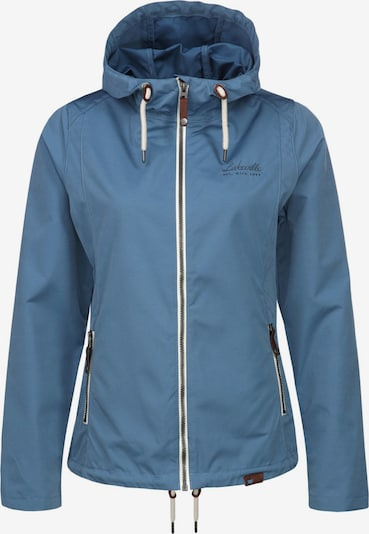 Lakeville Mountain Jacke 'mongala' in blau, Produktansicht