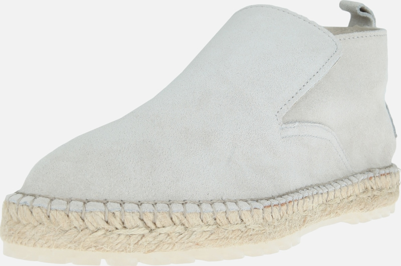 SHABBIES AMSTERDAM Espadrille LOAFER SUEDE SUEDE SUEDE ae2d08