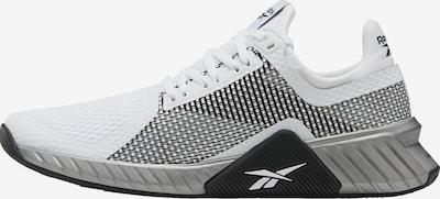 REEBOK Sporta apavi pieejami melns / balts, Preces skats