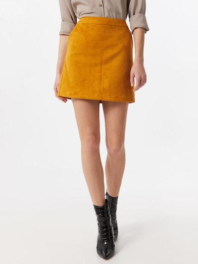 VERO MODA Spódnica 'DONNADINA' w kolorze karmelowym: Widok z przodu