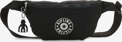KIPLING Gürteltasche in schwarz / weiß, Produktansicht