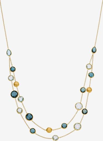 CHRIST Kette in opal / gold, Produktansicht