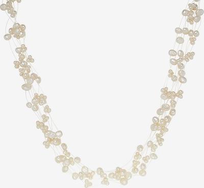 Valero Pearls Kette in perlweiß, Produktansicht