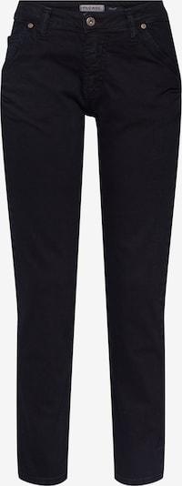 PLEASE Jeans in de kleur Zwart: Vooraanzicht