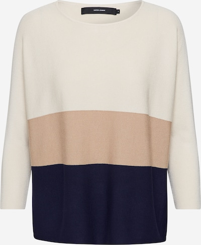 VERO MODA Sweater 'VMNELLIE GLORY' in Beige / Cream / Blue, Item view