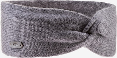 Eisbär Stirnband 'Birla' in anthrazit, Produktansicht