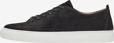 Bianco Leder Sneakers in schwarz, Produktansicht
