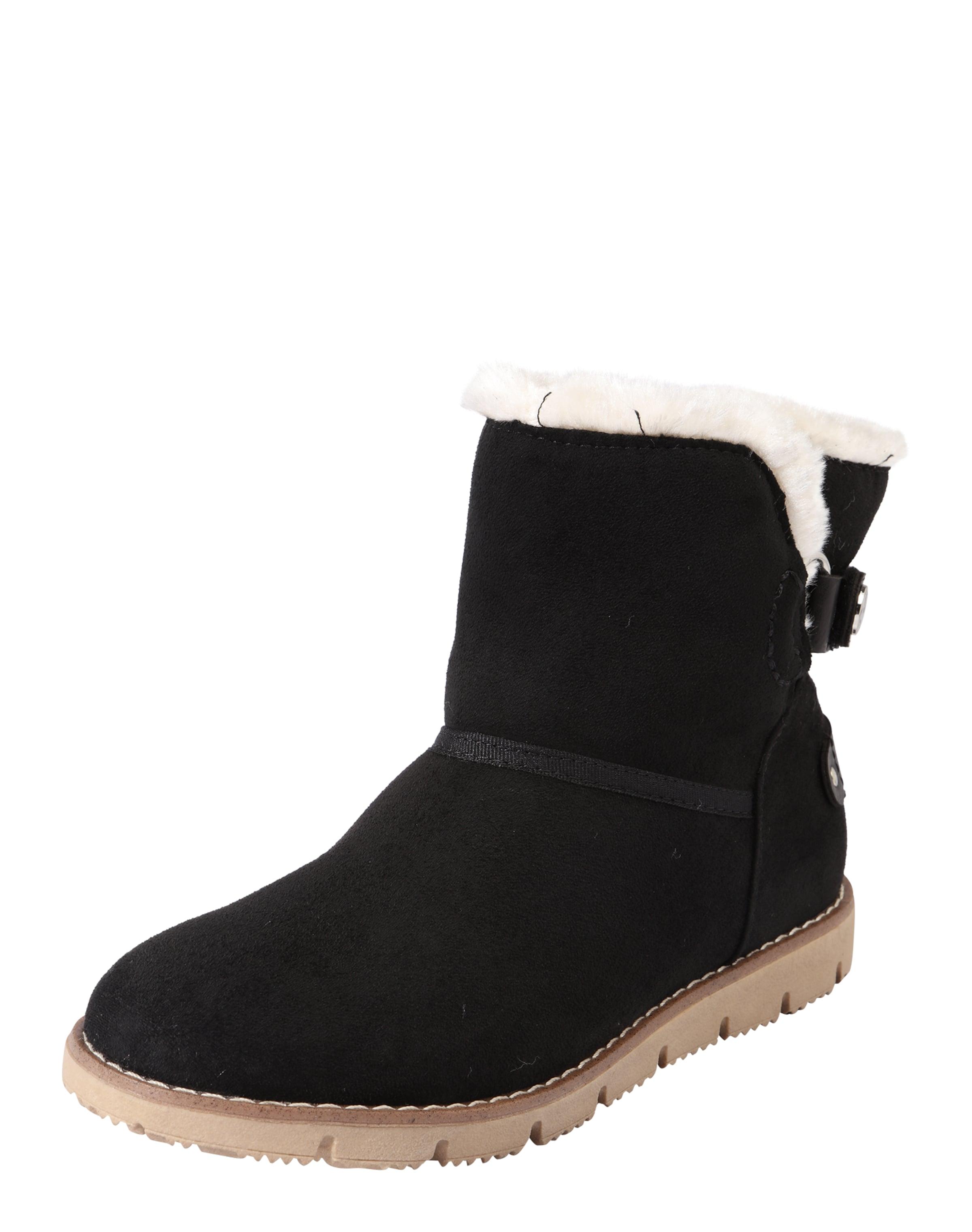 TOM TAILOR | Snowboot mit Webfell-Futter Schuhe Gut getragene getragene getragene Schuhe 40de88