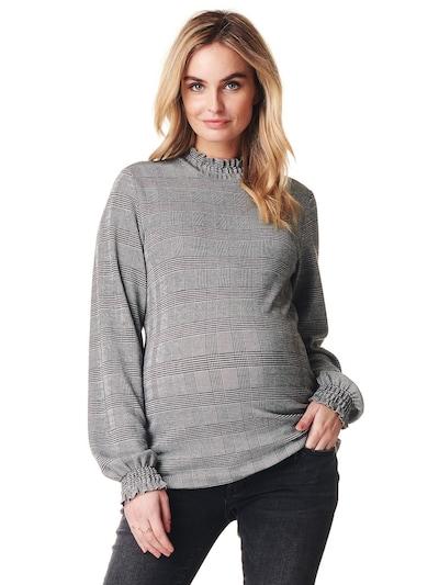 Noppies Pullover 'Karina' in grau / schwarz, Produktansicht