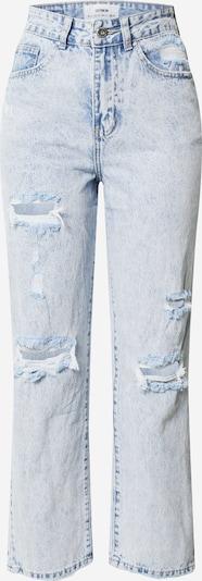Cotton On Jeans 'STRAIGHT LEG JEAN' in de kleur Blauw / Blauw denim, Productweergave