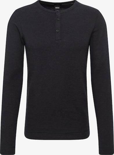 BOSS T-Shirt 'Trix 10214364 01' en bleu foncé, Vue avec produit