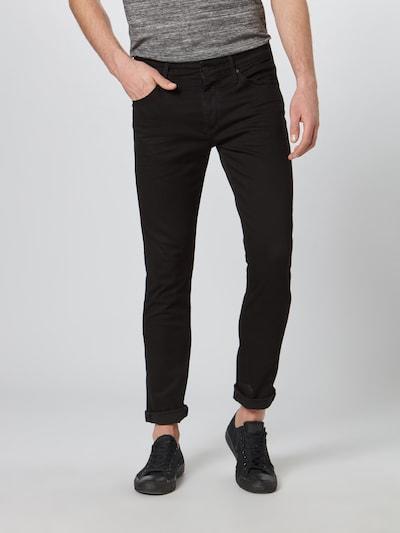 Mavi Jeans 'Yves' in black denim, Modelansicht