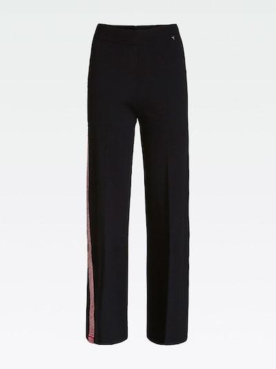 GUESS Hose in rot / schwarz, Produktansicht