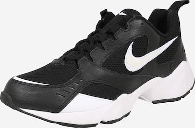 Nike Sportswear Sneakers laag 'AIR HEIGHTS' in de kleur Zwart / Wit: Vooraanzicht