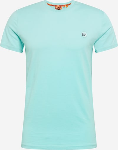 Superdry Shirt 'COLLECTIVE' in aqua, Produktansicht