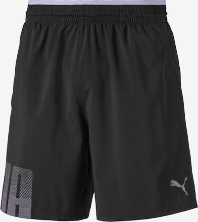PUMA Sportske hlače 'Collective' u siva / crna, Pregled proizvoda