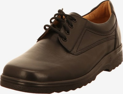 Ganter Schnürschuh in dunkelbraun, Produktansicht