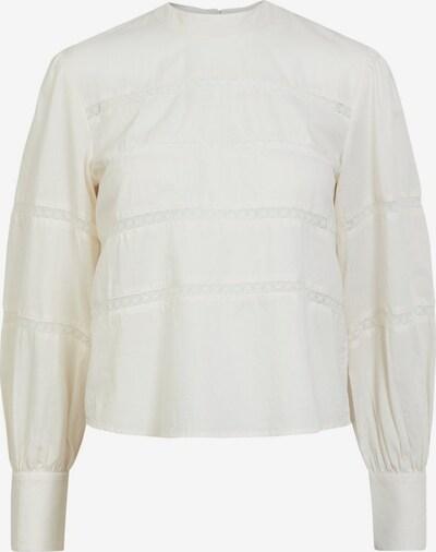 PIECES Bluse in weiß, Produktansicht